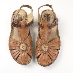 🌿 Pikolinos Gorgeous Closed Toe Sandal